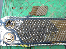 プレート式熱交換機使用事例プレート式熱交換機使用事例